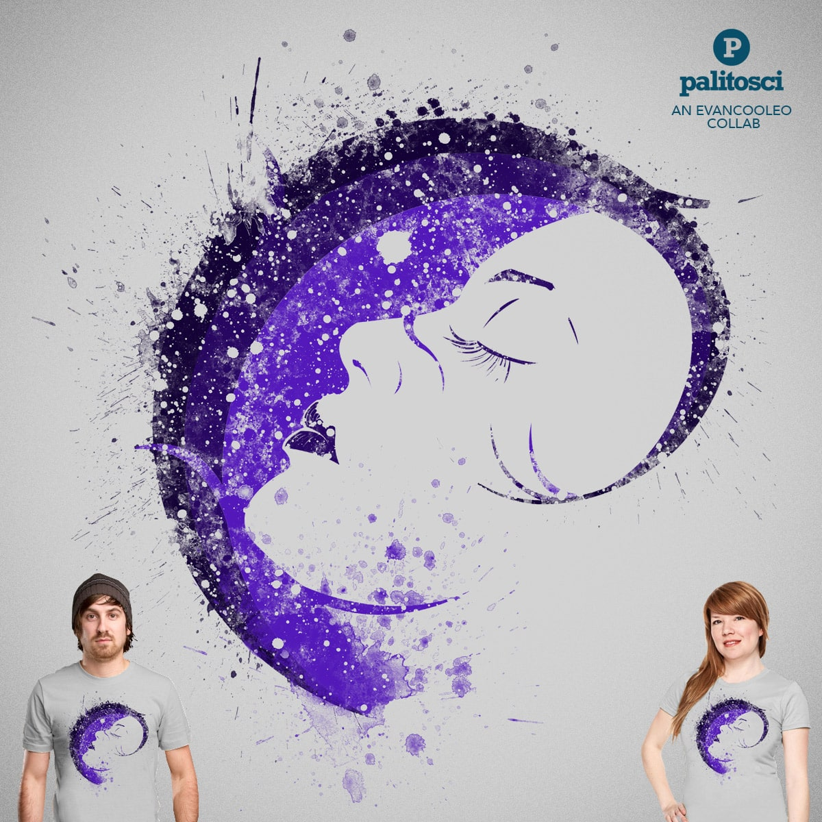 Spiral by palitosci and Evan_Luza on Threadless