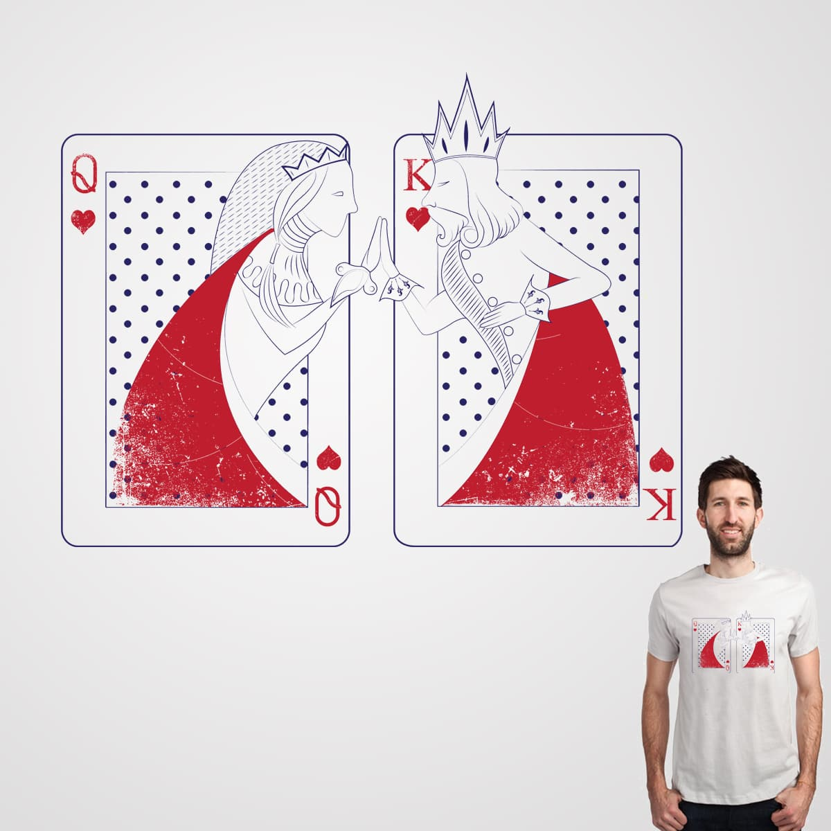 Another game by Loremnzo and RiccardoXIII on Threadless