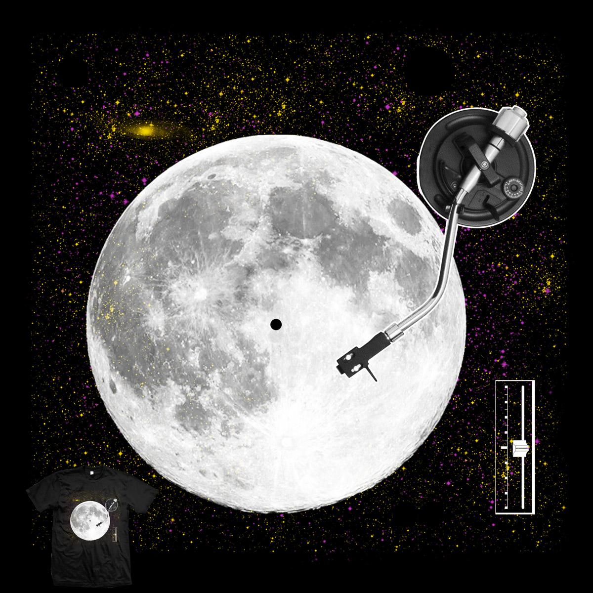 Moon Songs by mainial on Threadless