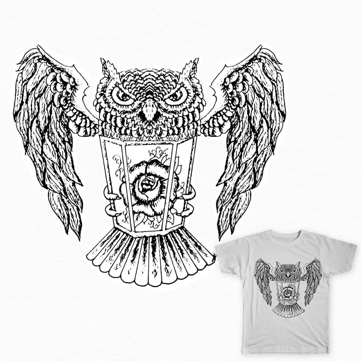 The Owl by stalin1303 on Threadless