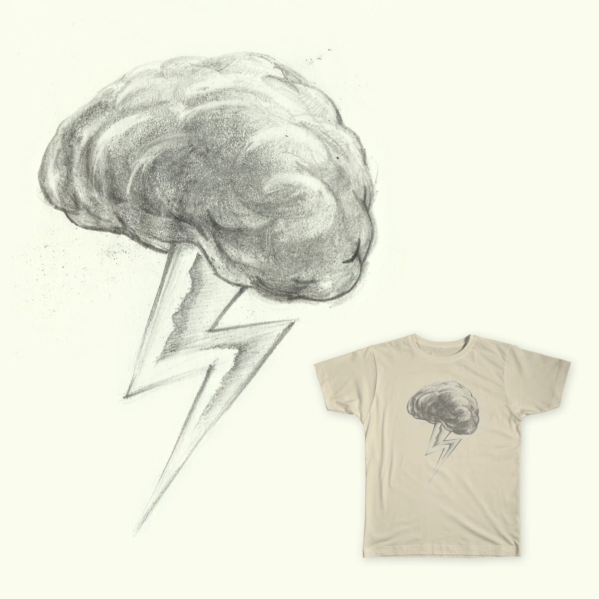 Brainstorming by derrygautama on Threadless