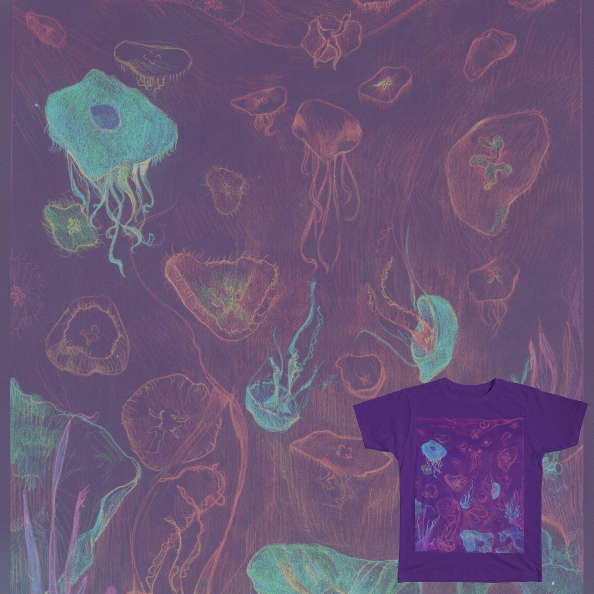 Fluorescent Seas by teaheart on Threadless