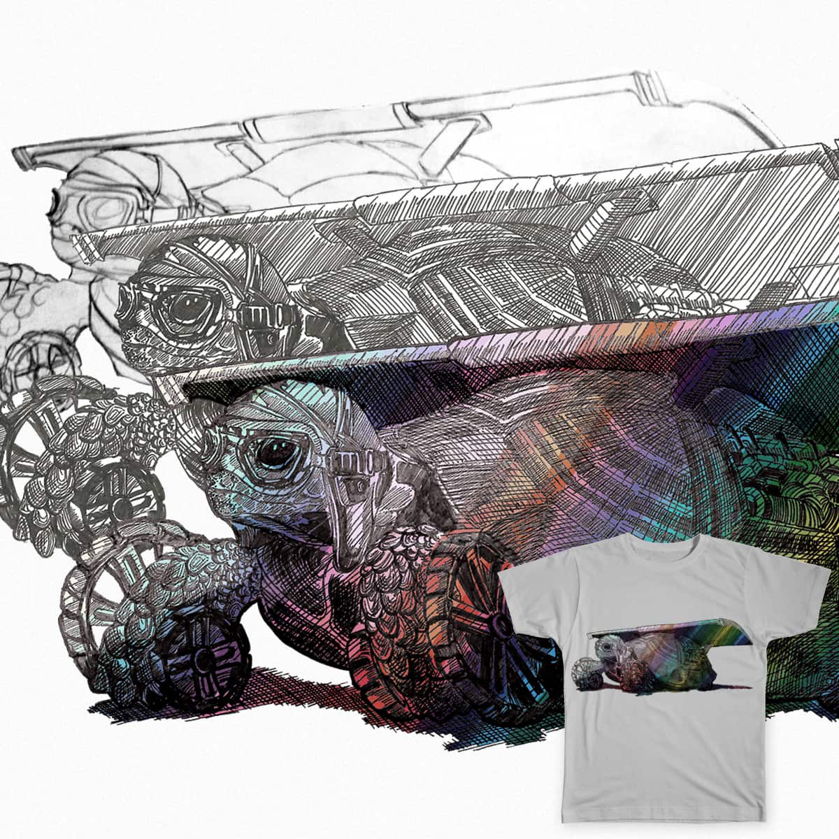 Color Me Aviator by FallingSputnik on Threadless