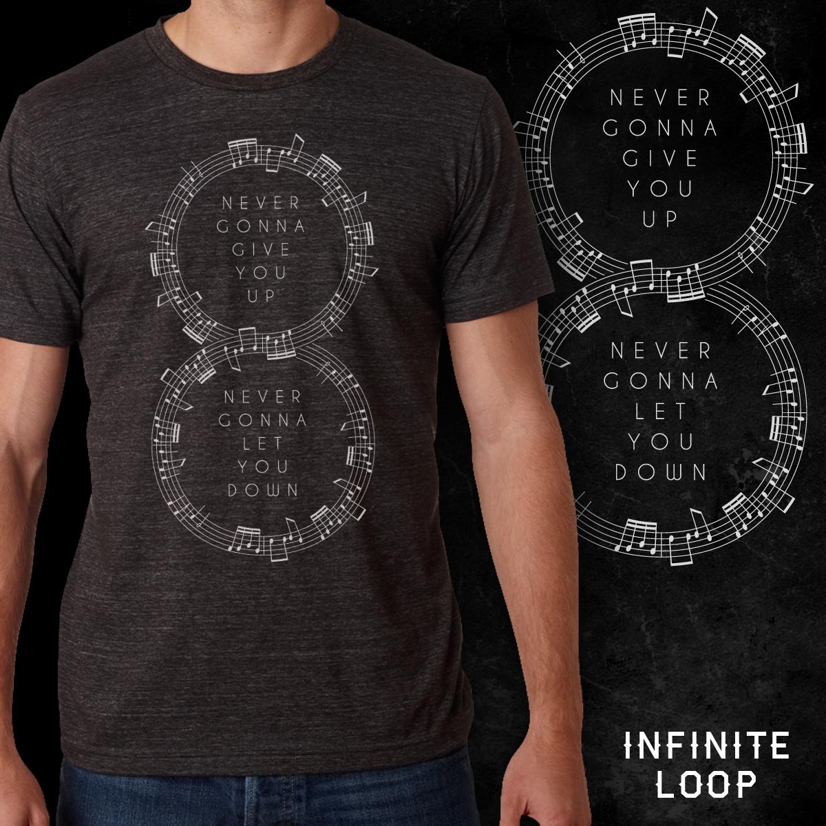 Infinite Loop by tomburns on Threadless