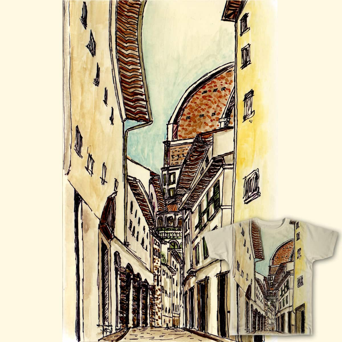 Firenze by andie878 on Threadless