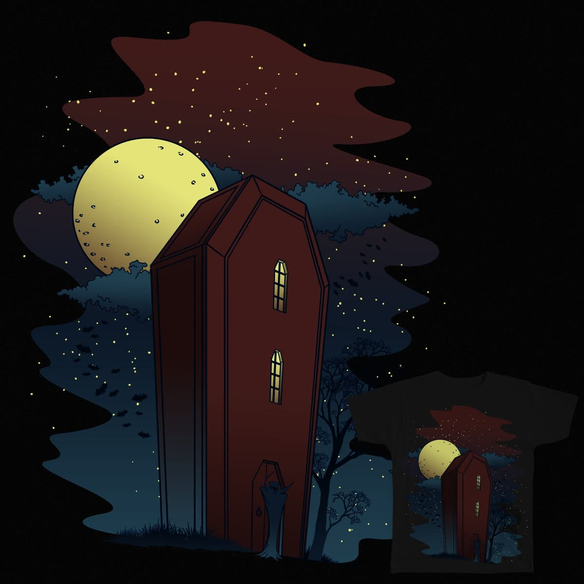 House of the Dead by rezahales on Threadless