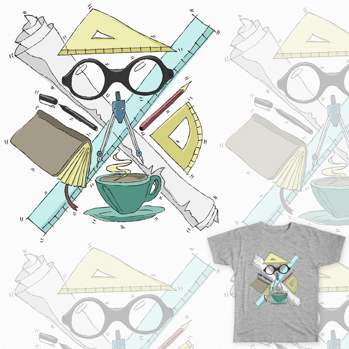 The Essentials by ByNate on Threadless