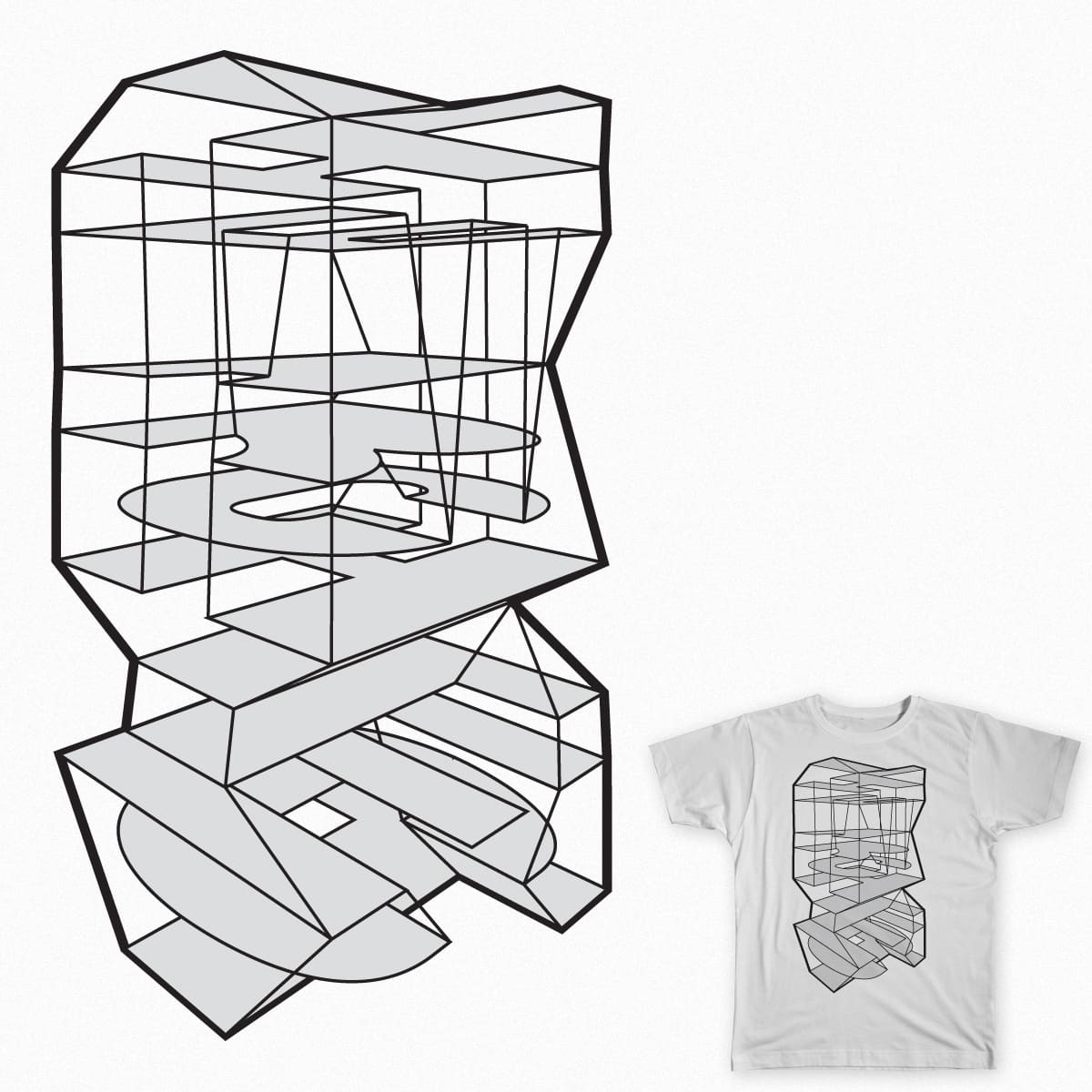 The Architect by Lee Hatann on Threadless