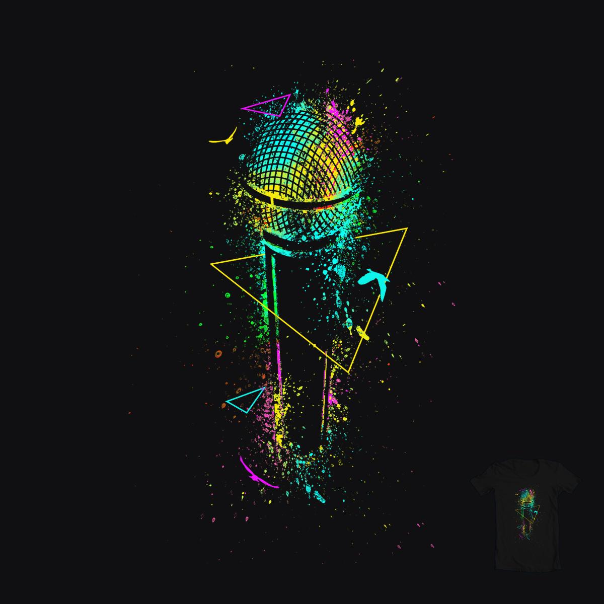 Vocals by Evan_Luza on Threadless