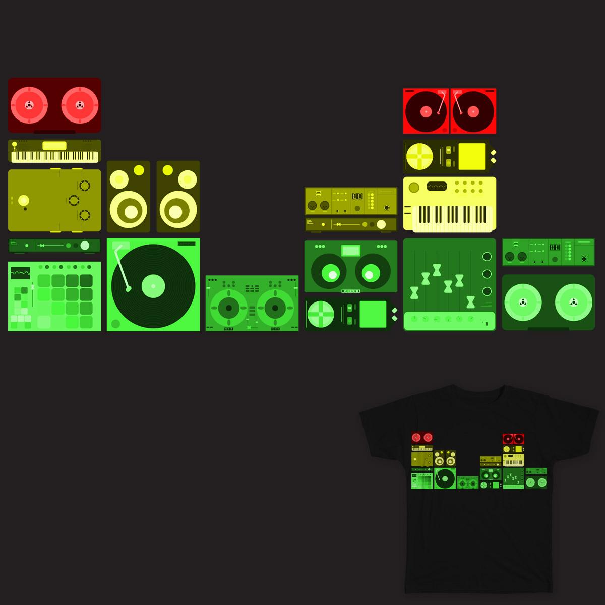 Technical Spectrum by AlmsT17 on Threadless