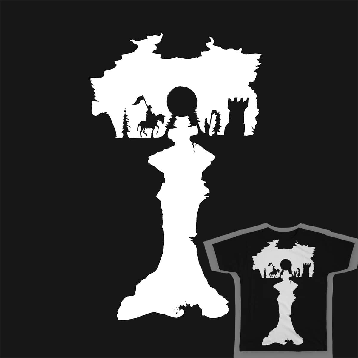 Chess by Green_sleeves on Threadless