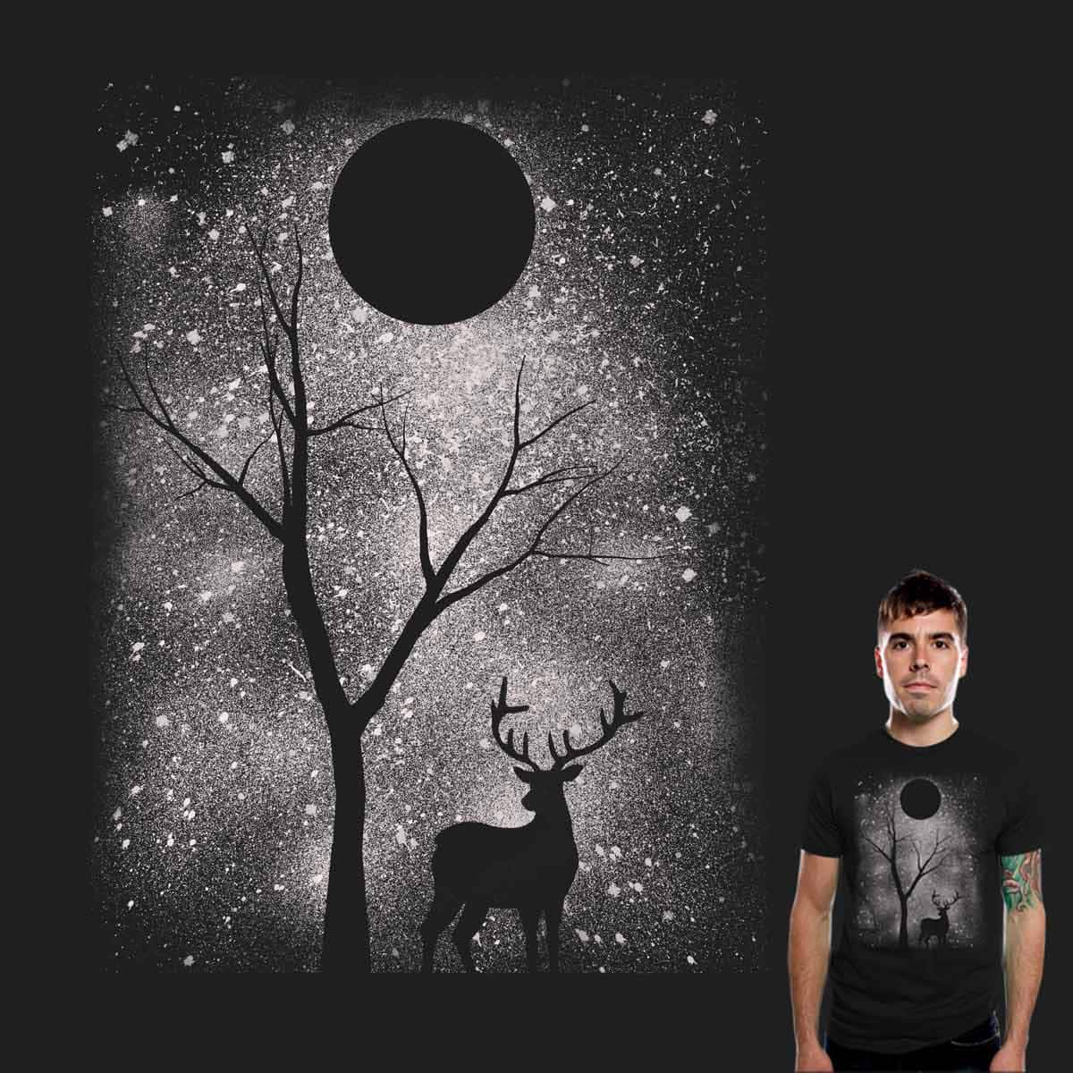 Winter spirit by bandy on Threadless