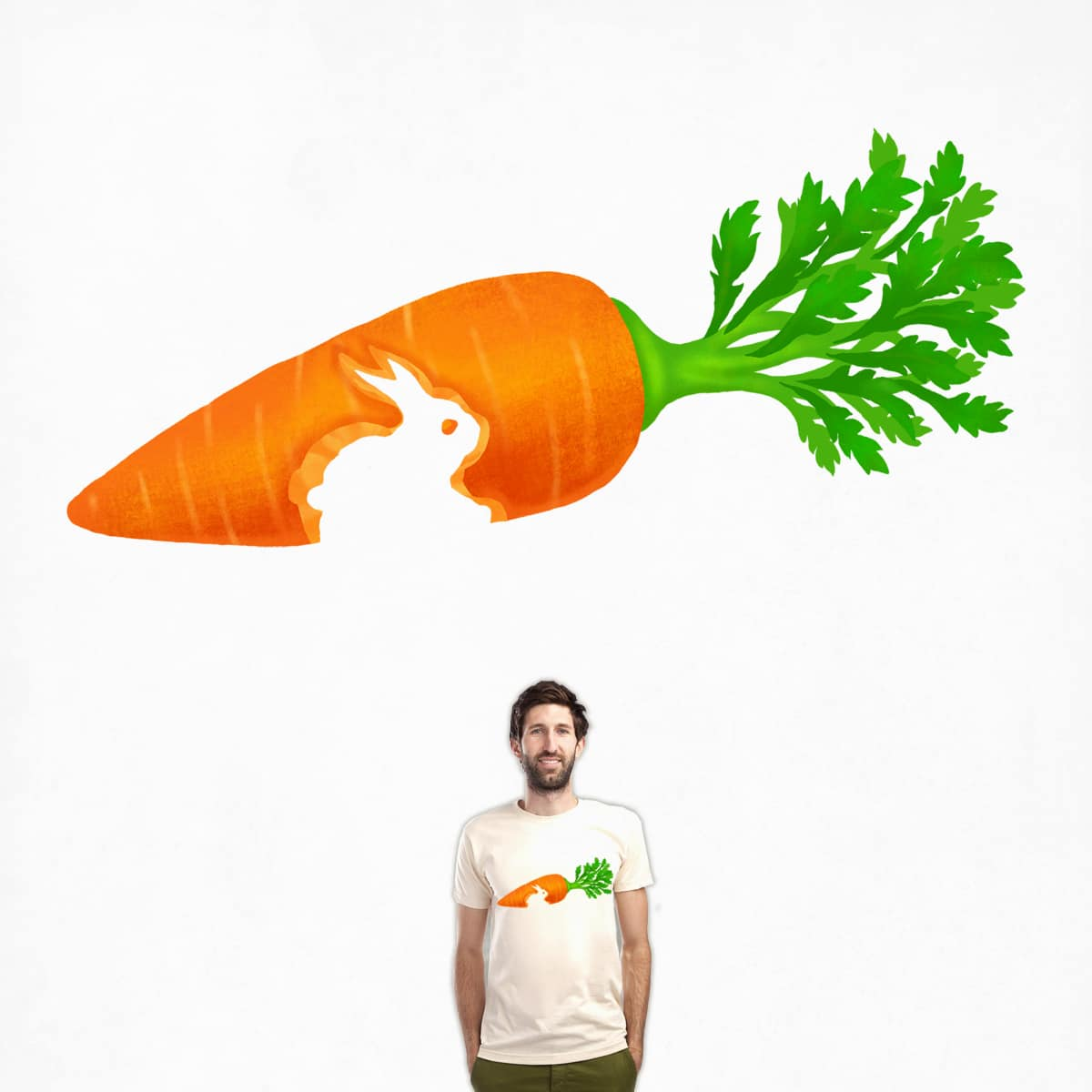 Carrot by ben chen on Threadless