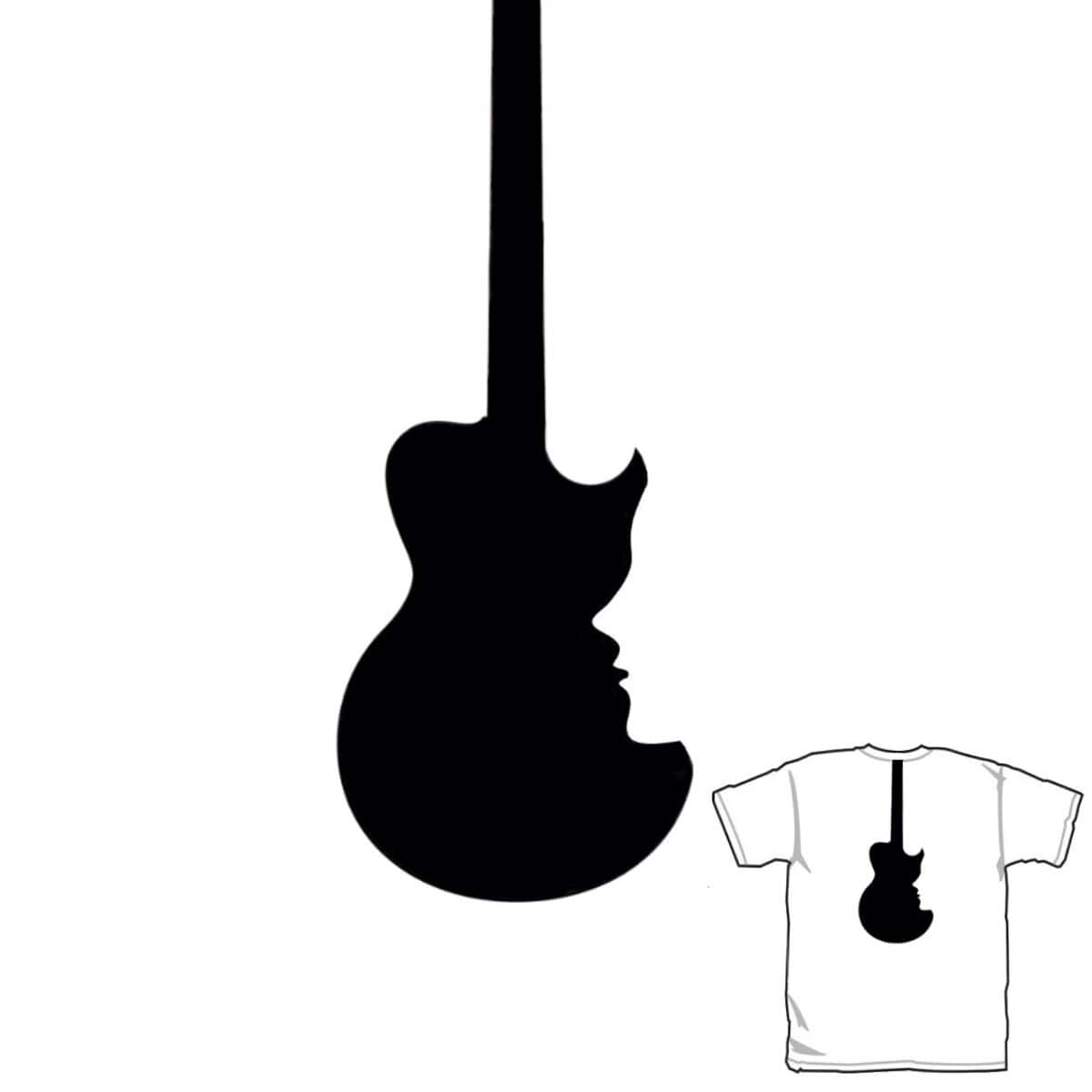 Music and His Master by Tetrastych on Threadless