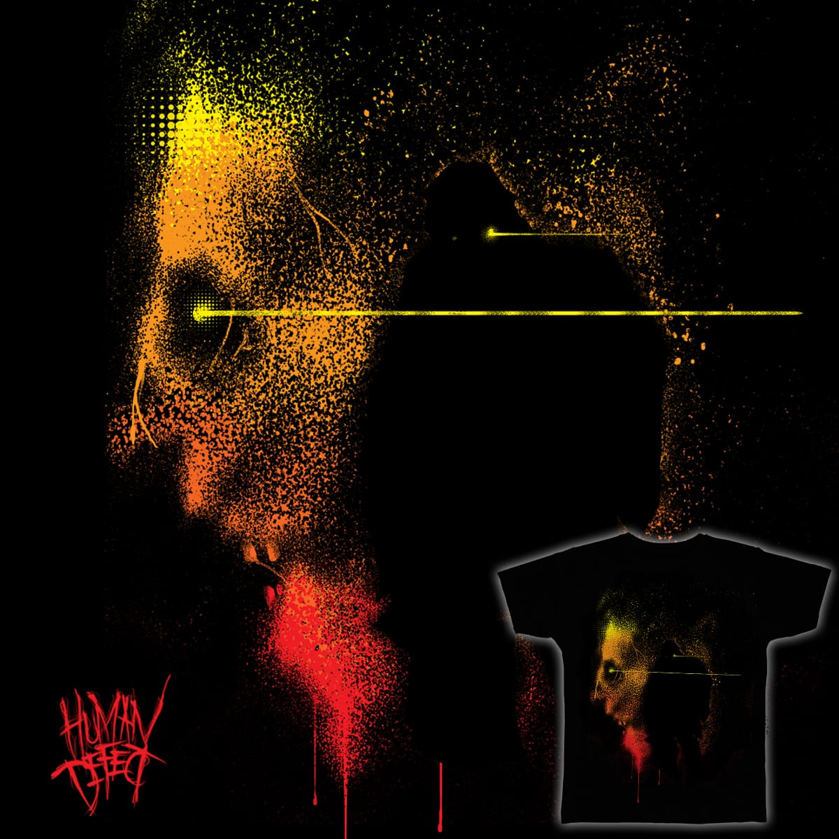 Infested/Infected by humandefect1989 on Threadless