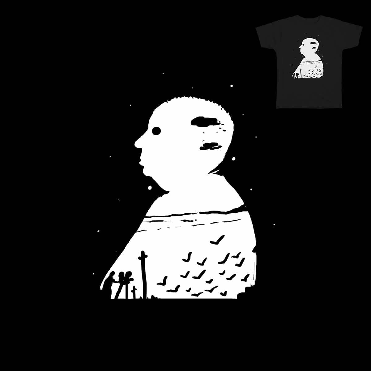 Hitchcockian Nightmare by Thomas Orrow on Threadless