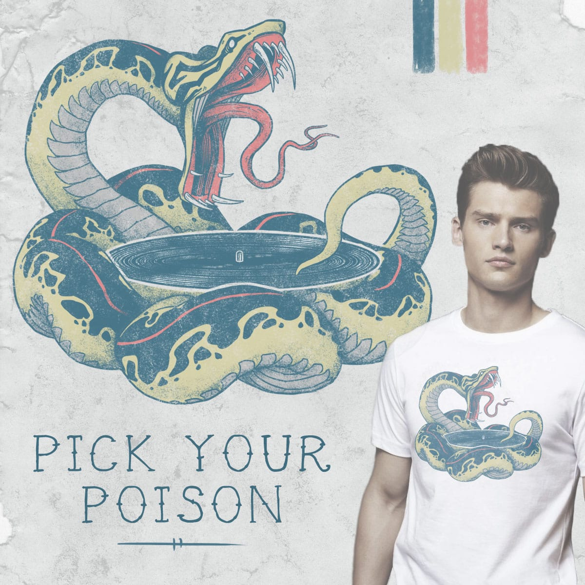 Pick Your Poison by Ellsswhere on Threadless