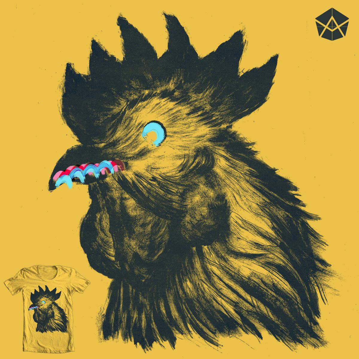 Rooster  by pijaczaj on Threadless