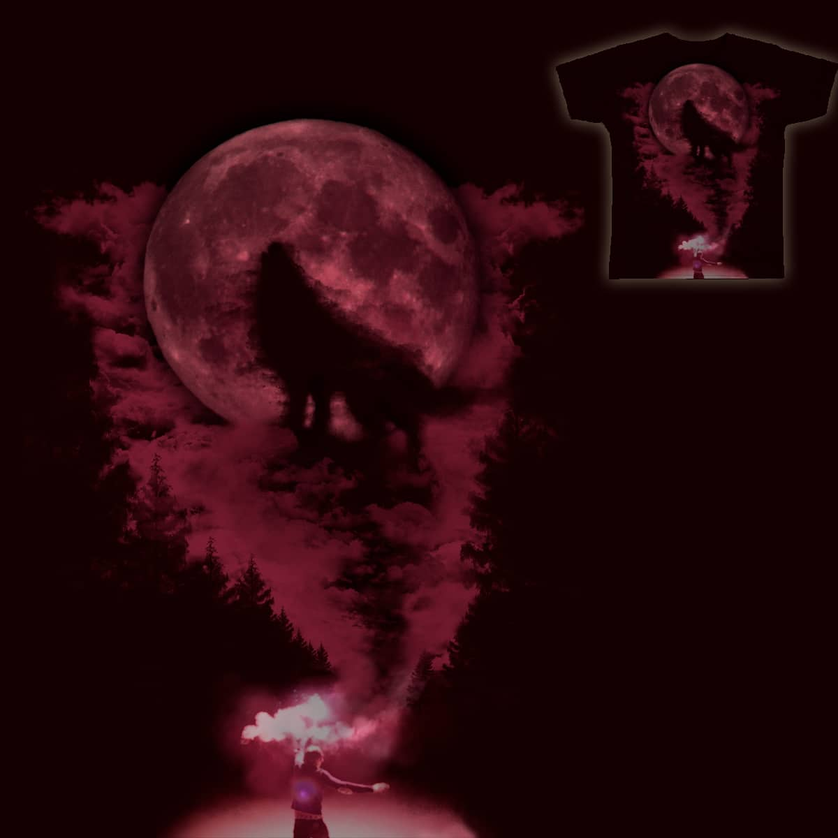 Shadow Moses by TelecasterWood on Threadless