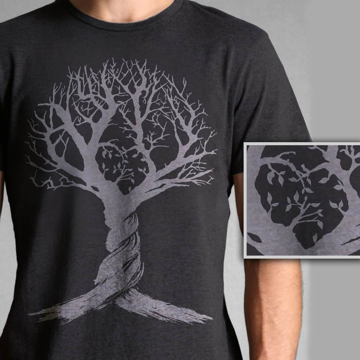 Yeoliji-The tree of Love by yeoul4 on Threadless