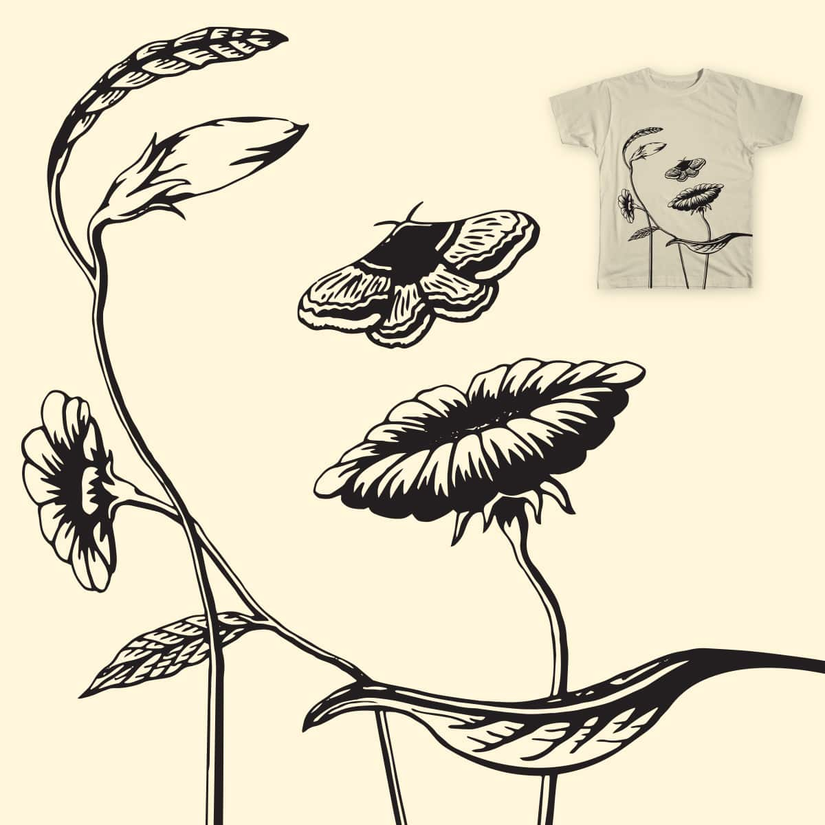 Dame Fleur by thoo on Threadless
