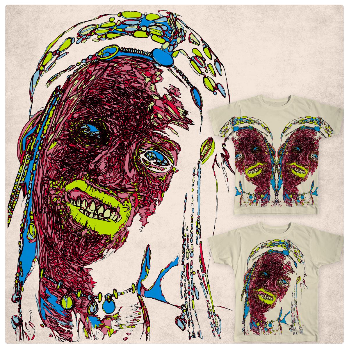 Battery Acid by JylleNavarro on Threadless