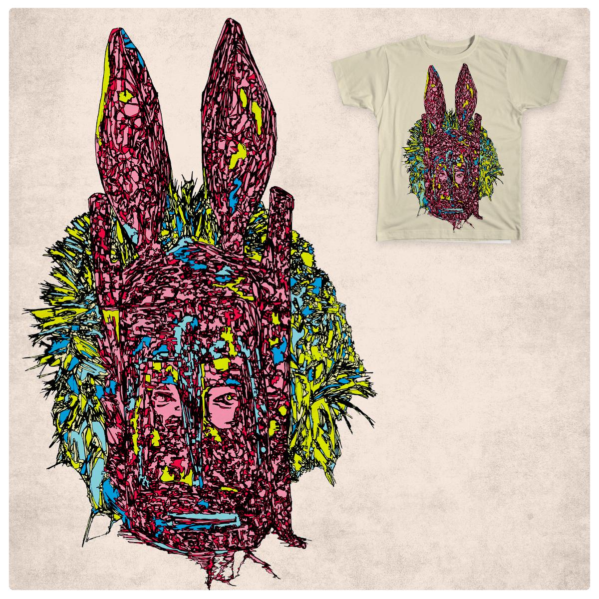 Little Rabbit by JylleNavarro on Threadless