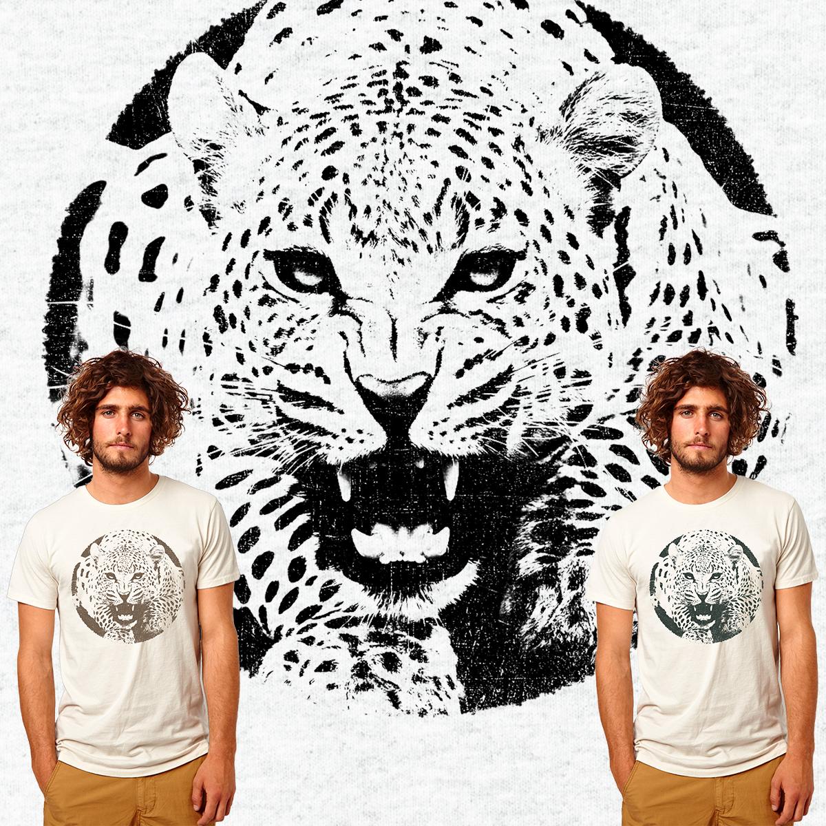 Jaguar by Chevinster on Threadless