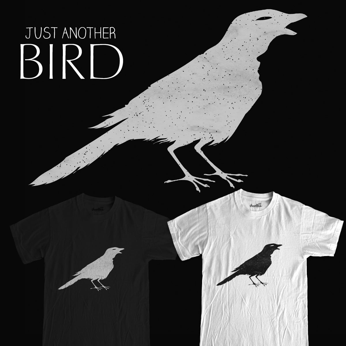 Just Another Bird by RL76 on Threadless
