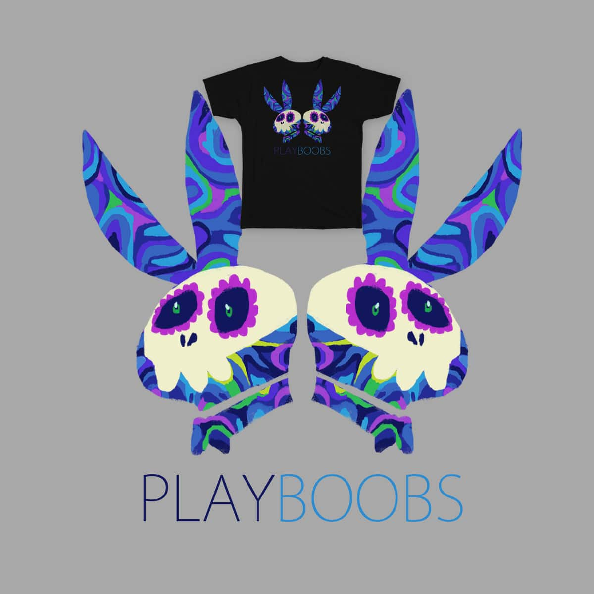 PlayBoobs by YingHol_Chan on Threadless