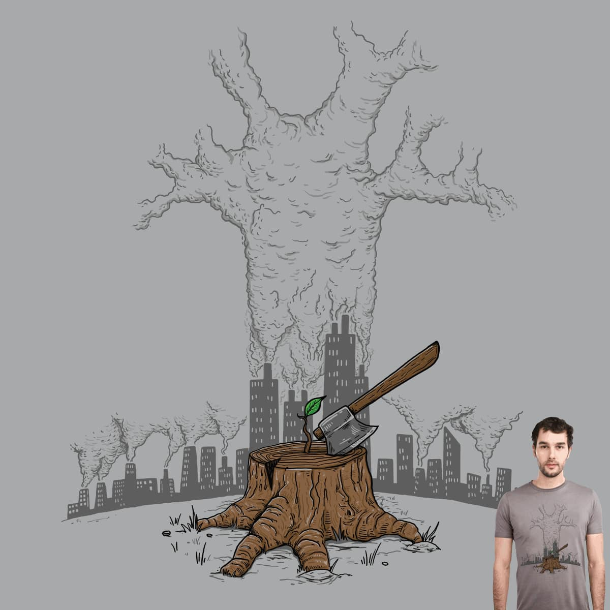Hope is the last thing you lose by BuyoDesign on Threadless