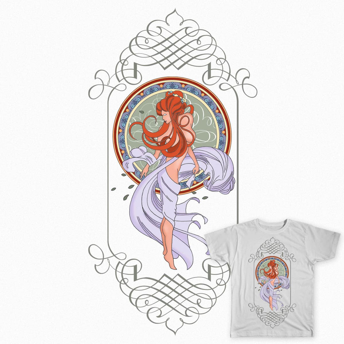 Hera by betodiass on Threadless