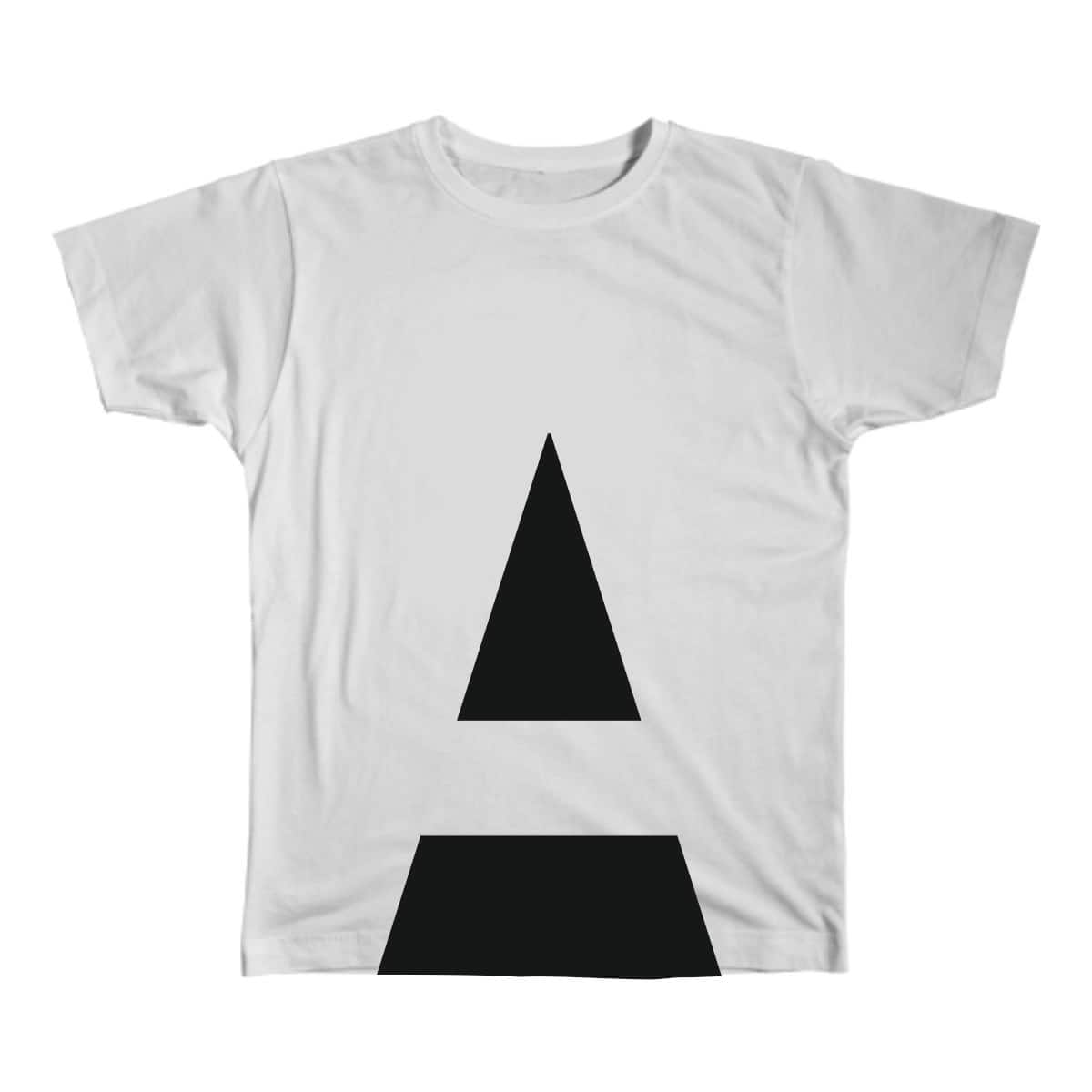 Start with A by leehutch on Threadless