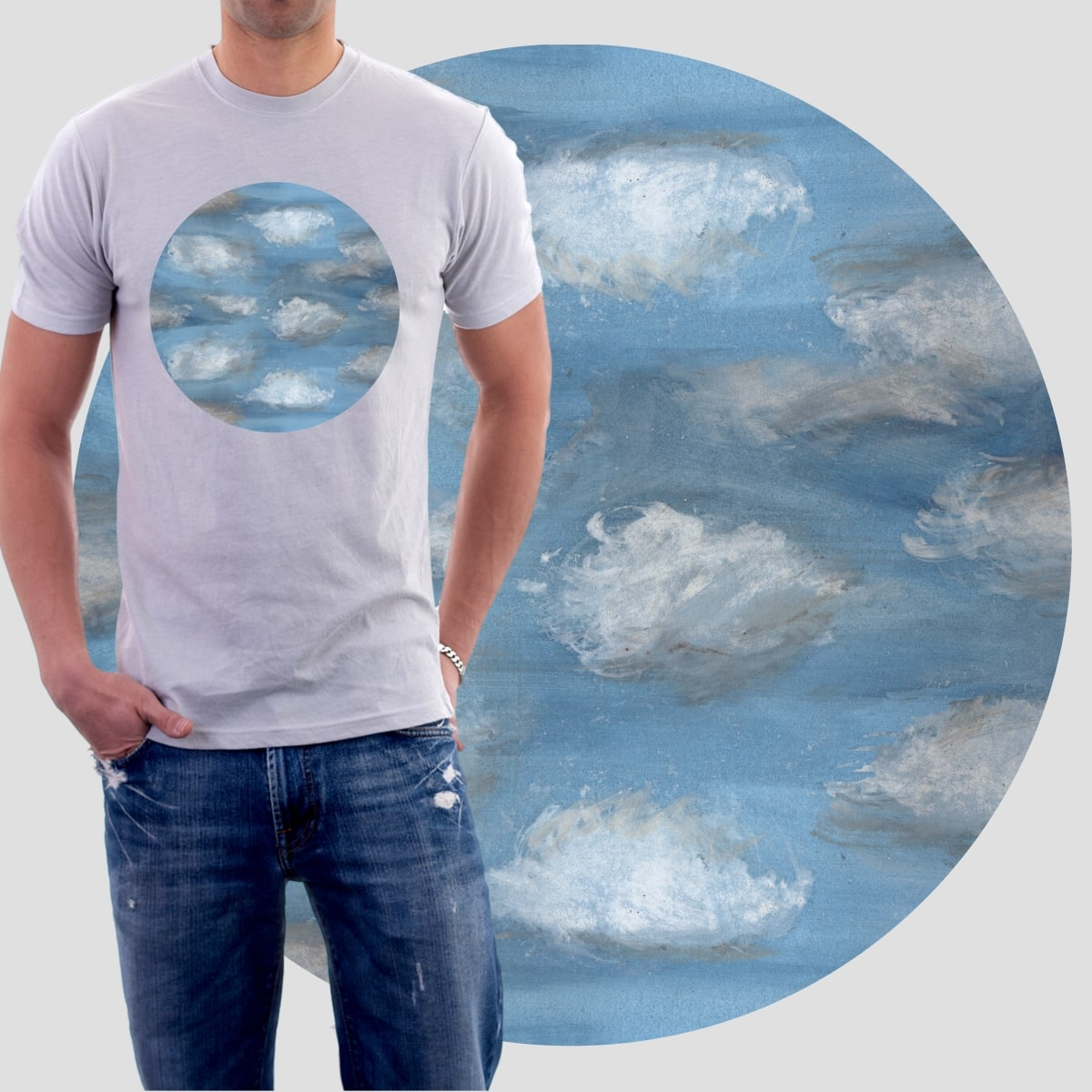 clouds by gasponce on Threadless
