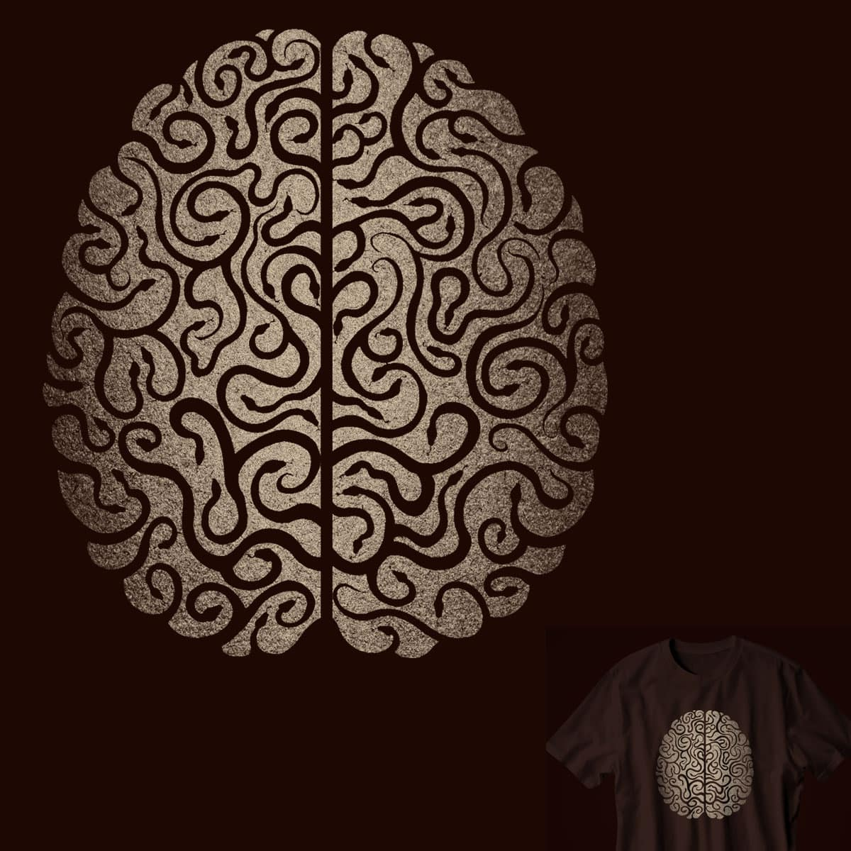 Inside the Minds of Traitors by dampa on Threadless