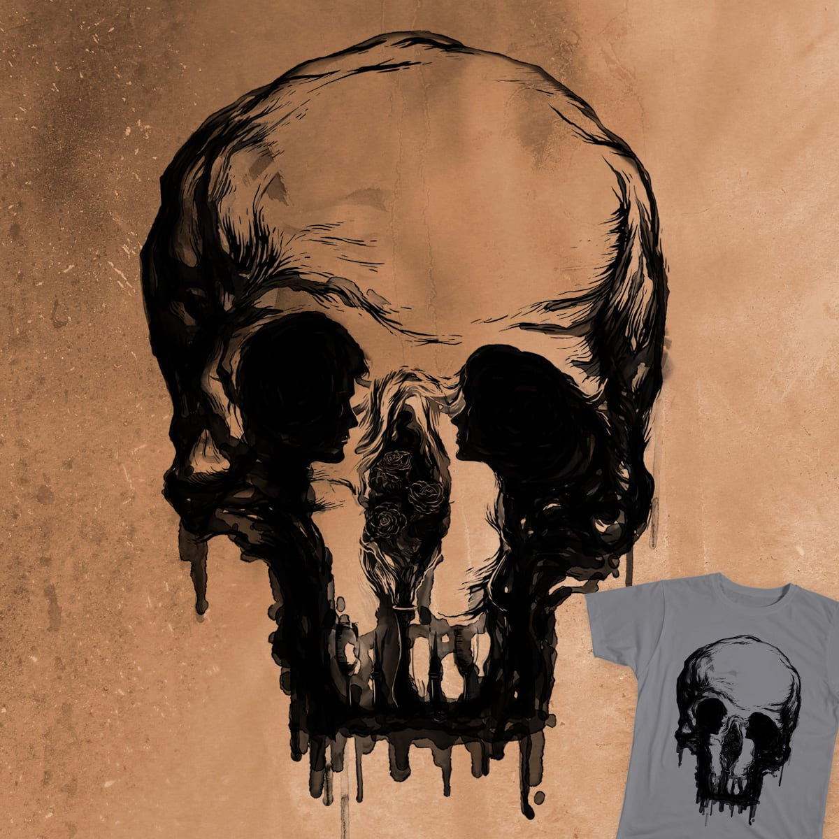 TAKE TWO by ogie1023 on Threadless