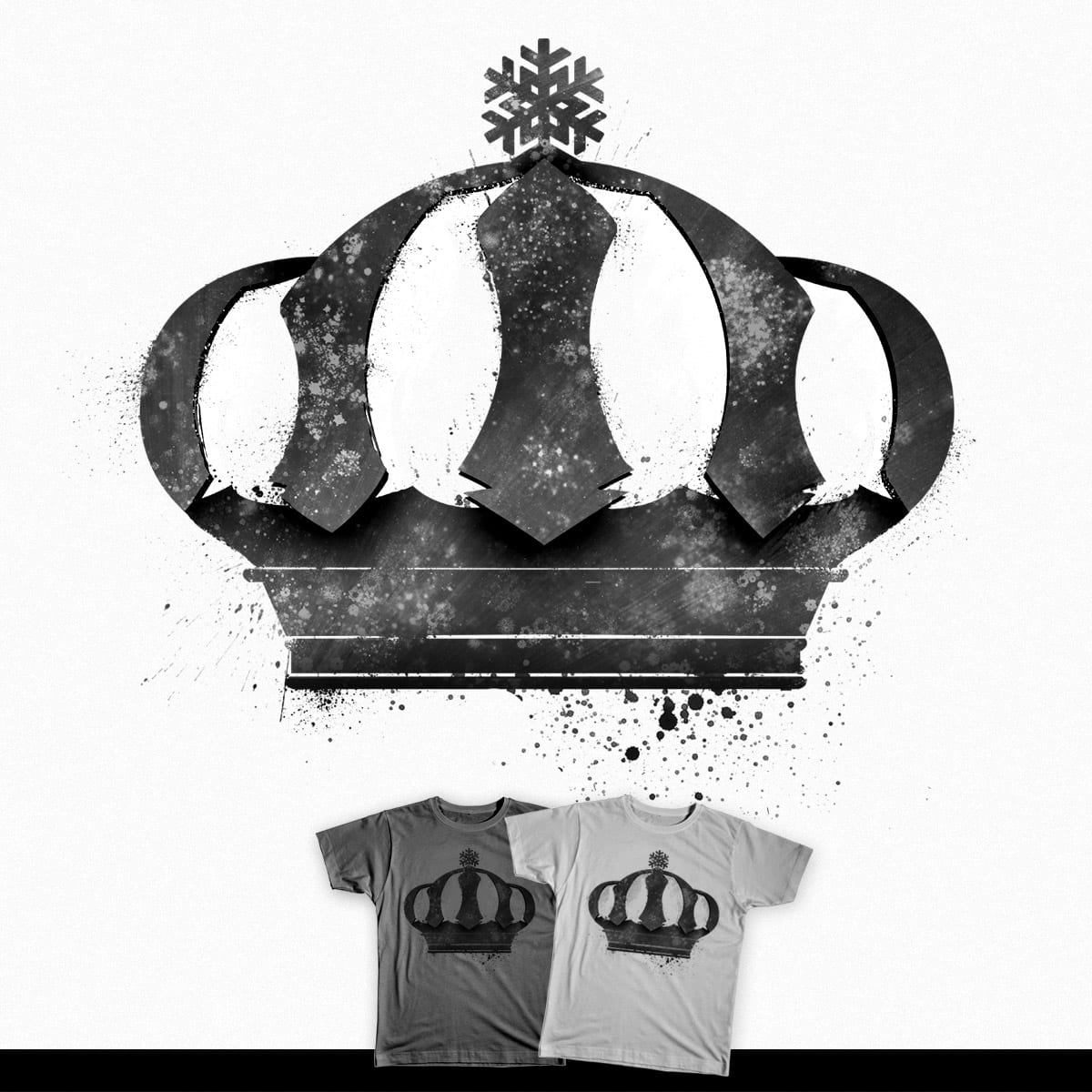Crown of the Emperor by fdegrossi on Threadless