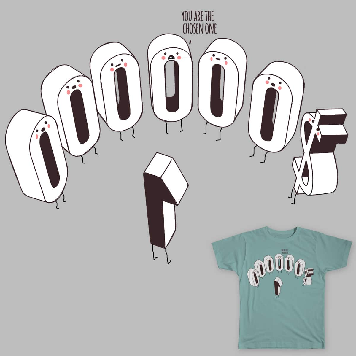 My pocket quest by weoos_02 on Threadless