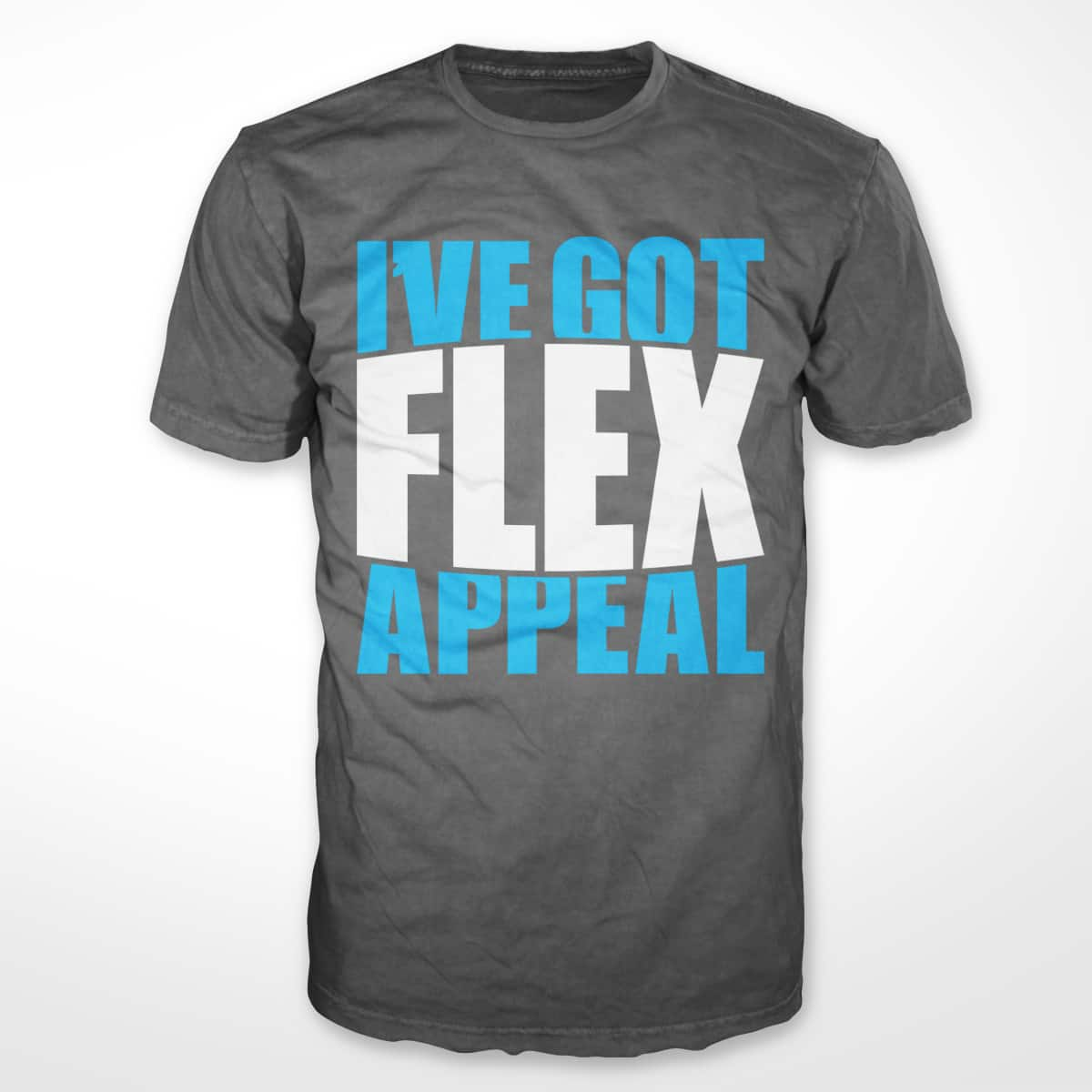 Flex Appeal by koremen on Threadless