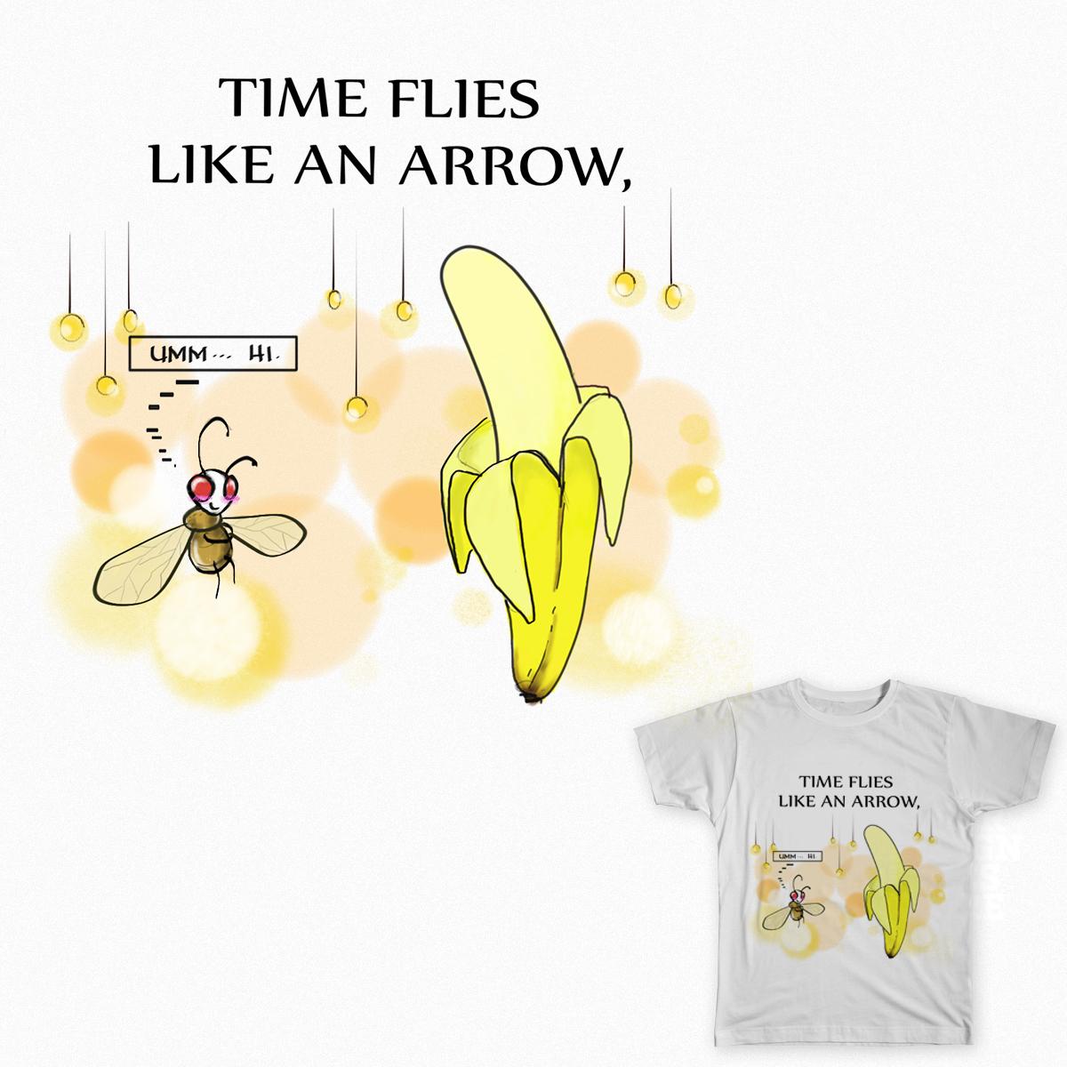 how to keep fruit flies away from bananas