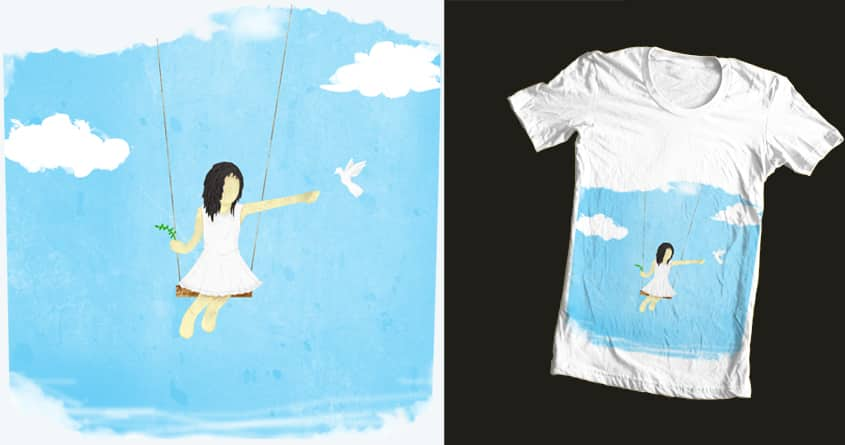 A Dream come true by JanPious on Threadless