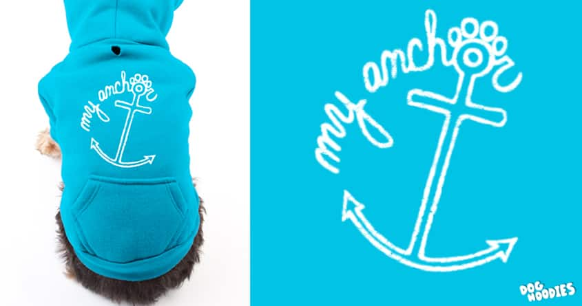 My Anchor by katersbonneville on Threadless