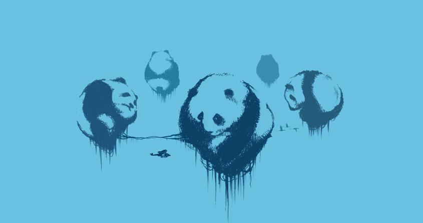 Pandara by anivini on Threadless