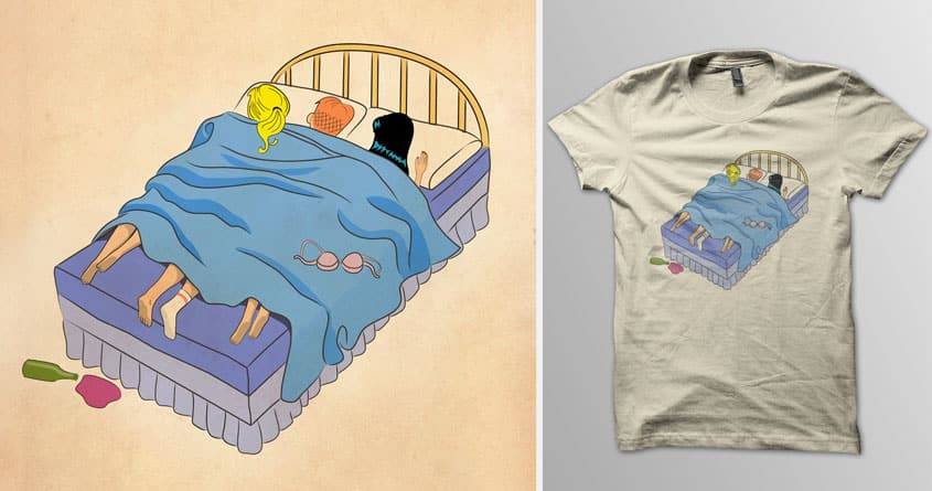 Untitled (the lost digest) by thegoodpope on Threadless