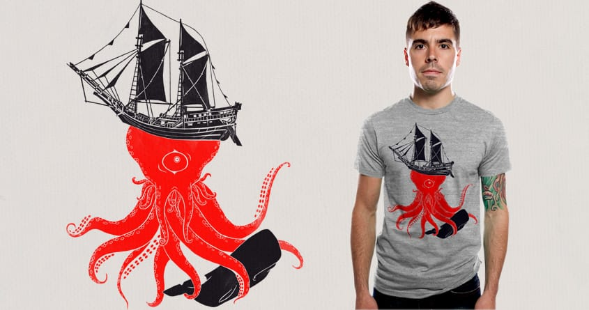 Beware by messing on Threadless
