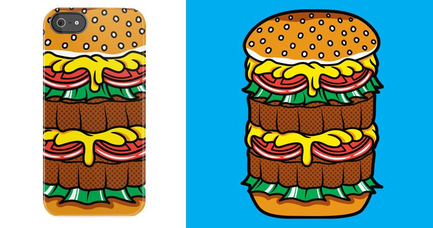 Burger Madness! by krisren28 on Threadless