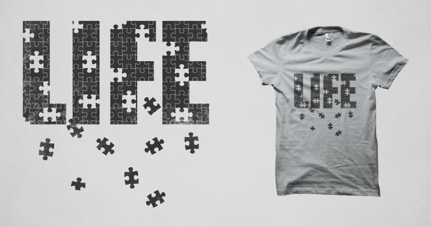 Let's Play a Game by filiskun on Threadless