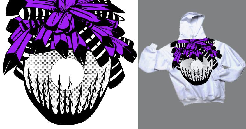 Cornhusk Mask by teholatanek on Threadless