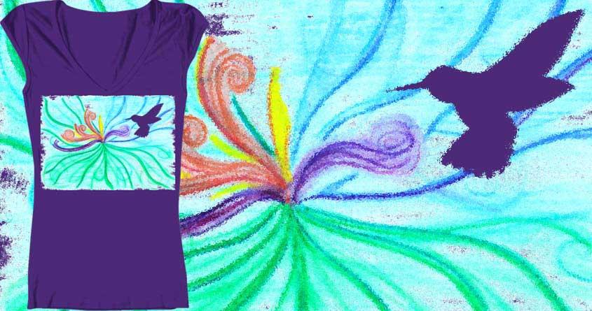 Bird of Paradise by MGDuane on Threadless