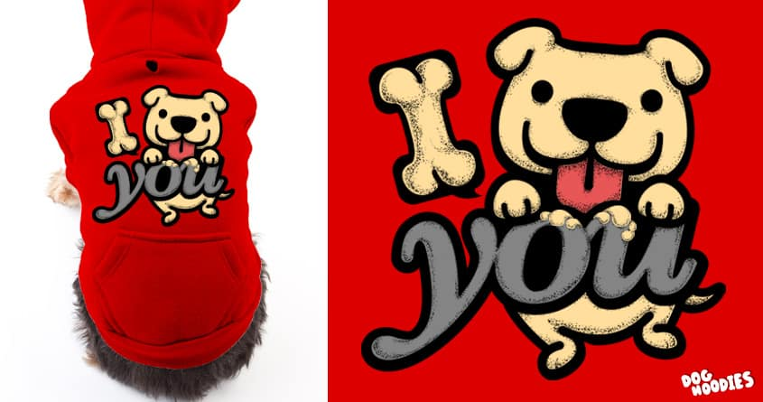 I lick you. by Cnatch on Threadless